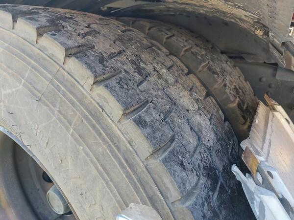 1#6241 Trattore stradale Scania e rimorchio Carmosino Anhanger in vendita - foto 6