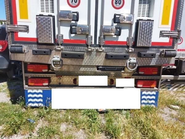 1#6241 Trattore stradale Scania e rimorchio Carmosino Anhanger in vendita - foto 8