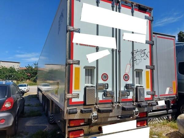 1#6241 Trattore stradale Scania e rimorchio Carmosino Anhanger in vendita - foto 9