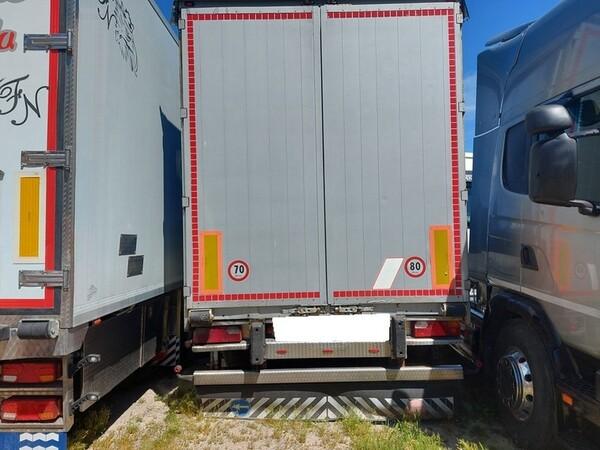 1#6241 Trattore stradale Scania e rimorchio Carmosino Anhanger in vendita - foto 13