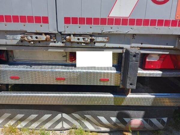 1#6241 Trattore stradale Scania e rimorchio Carmosino Anhanger in vendita - foto 14