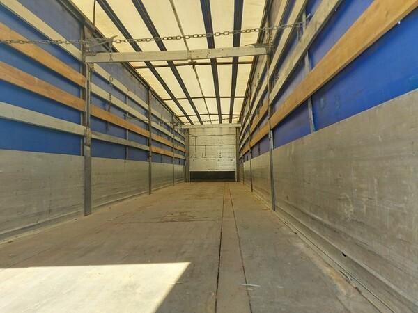 1#6241 Trattore stradale Scania e rimorchio Carmosino Anhanger in vendita - foto 15