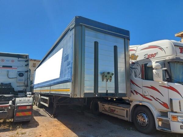 1#6241 Trattore stradale Scania e rimorchio Carmosino Anhanger in vendita - foto 16