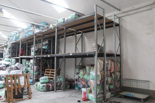 3#6244 Scaffalatura e carrelli metallici in vendita - foto 25