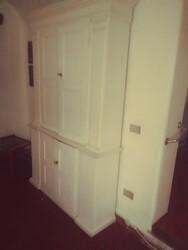 White sideboard - Lote 3 (Subasta 6246)