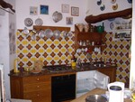 Kitchen with granite top - Lot 4 (Auction 6246)