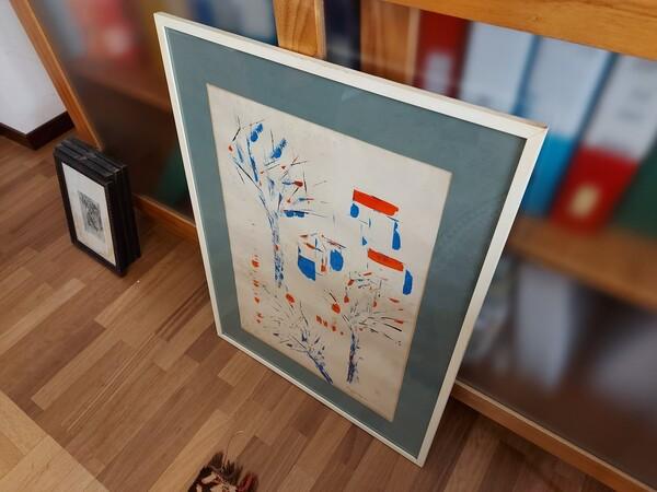 5#6246 Quadro Cosimo De Santis in vendita - foto 3
