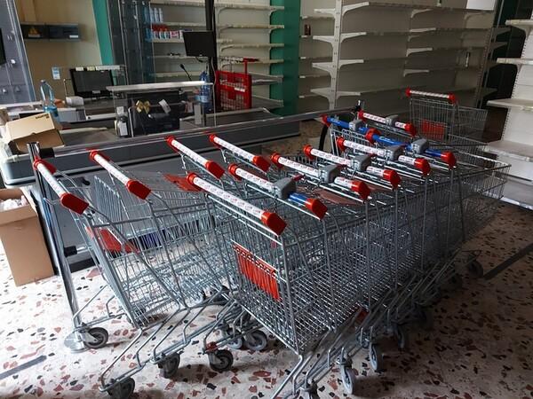 1#6248 Arredi ed attrezzature per supermercato in vendita - foto 6