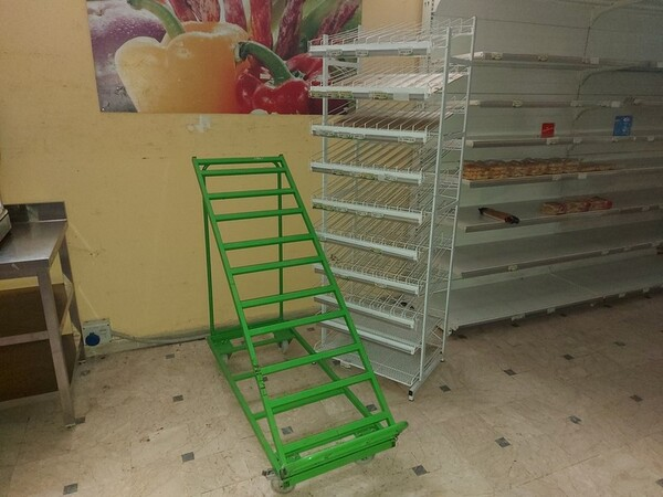 1#6248 Arredi ed attrezzature per supermercato in vendita - foto 32