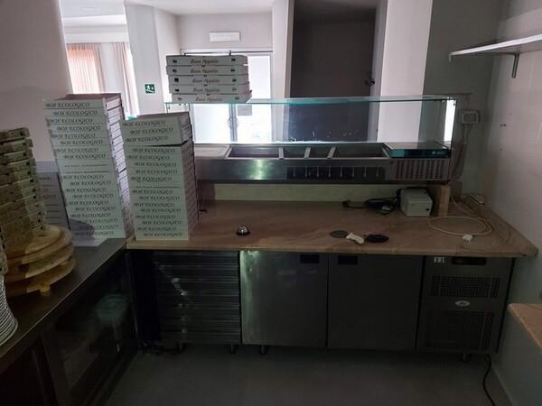 1#6249 Arredi ed attrezzature per pizzeria e ristorante in vendita - foto 10