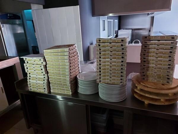1#6249 Arredi ed attrezzature per pizzeria e ristorante in vendita - foto 12
