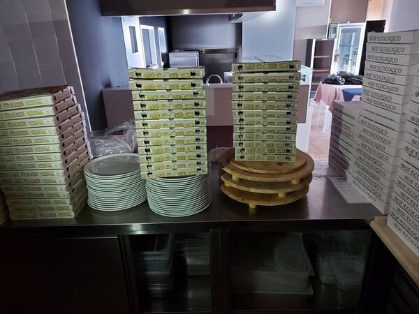 1#6249 Arredi ed attrezzature per pizzeria e ristorante in vendita - foto 13