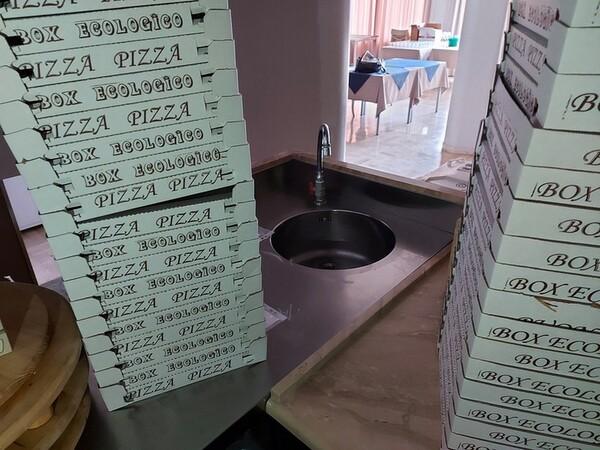 1#6249 Arredi ed attrezzature per pizzeria e ristorante in vendita - foto 15