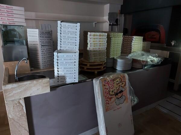 1#6249 Arredi ed attrezzature per pizzeria e ristorante in vendita - foto 16