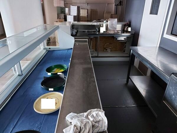 1#6249 Arredi ed attrezzature per pizzeria e ristorante in vendita - foto 47