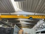 Meloni single girder overhead crane - Lot 10 (Auction 6252)
