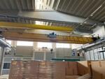 Meloni double girder overhead crane 10ton - Lot 11 (Auction 6252)