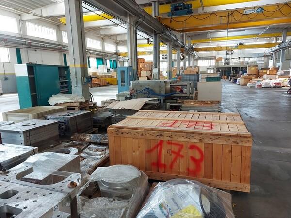 12#6252 Rimanenze materiali in acciao e metallo in vendita - foto 3