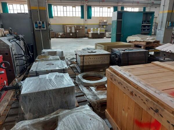 12#6252 Rimanenze materiali in acciao e metallo in vendita - foto 10