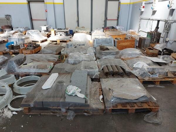12#6252 Rimanenze materiali in acciao e metallo in vendita - foto 12