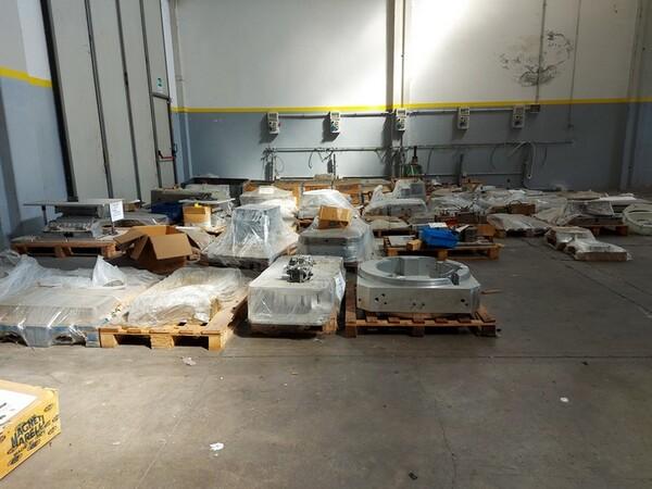 12#6252 Rimanenze materiali in acciao e metallo in vendita - foto 13