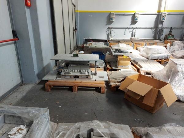 12#6252 Rimanenze materiali in acciao e metallo in vendita - foto 14