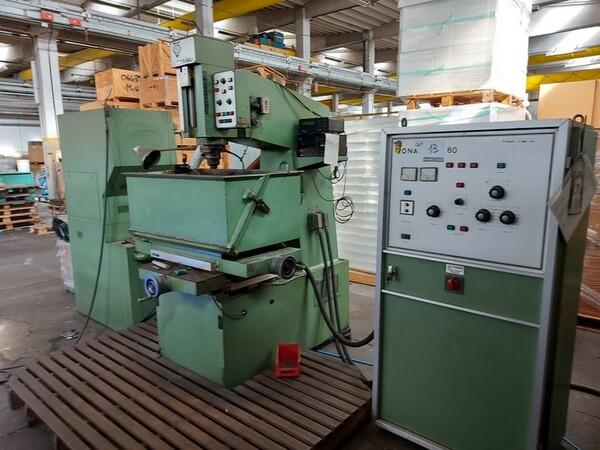 2#6252 Macchine per elettroerosione Onaplus e Ona Datic in vendita - foto 3