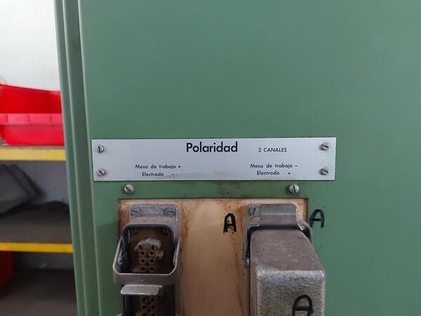 2#6252 Macchine per elettroerosione Onaplus e Ona Datic in vendita - foto 5