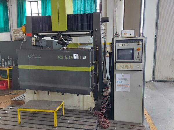 2#6252 Macchine per elettroerosione Onaplus e Ona Datic in vendita - foto 9