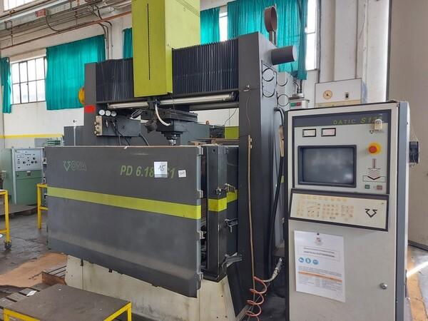 2#6252 Macchine per elettroerosione Onaplus e Ona Datic in vendita - foto 10