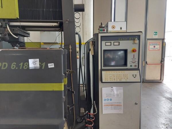 2#6252 Macchine per elettroerosione Onaplus e Ona Datic in vendita - foto 18