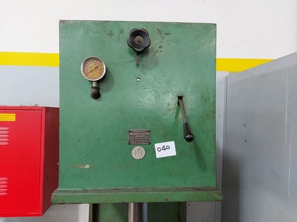 5#6252 Tornio OMG Zanoletti 210 e rettifica Cometa in vendita - foto 9