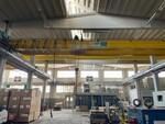 Meloni double girder overhead crane 8ton - Lot 7 (Auction 6252)
