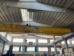 Meloni double girder overhead crane - Lot 8 (Auction 6252)