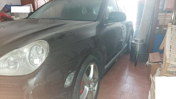 1#6253 Autovettura Porsche Cayenne in vendita - foto 3