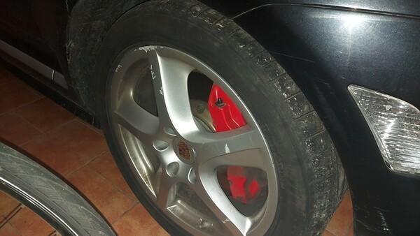 1#6253 Autovettura Porsche Cayenne in vendita - foto 4