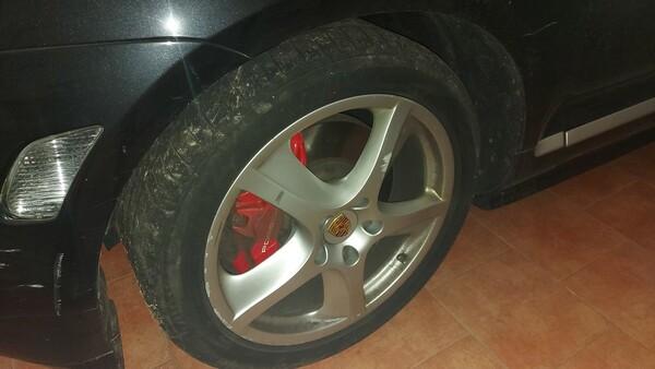 1#6253 Autovettura Porsche Cayenne in vendita - foto 5