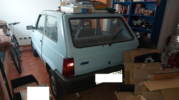 2#6253 Autovettura Fiat Panda in vendita - foto 1