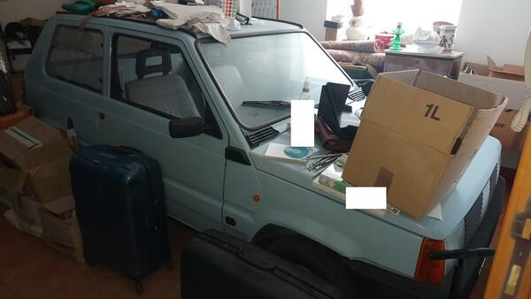 2#6253 Autovettura Fiat Panda in vendita - foto 2
