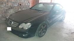 Autovettura Mercedes - Lotto 3 (Asta 6253)