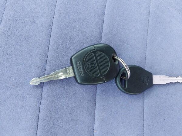 1#6257 Autovettura Nissan Terrano in vendita - foto 2