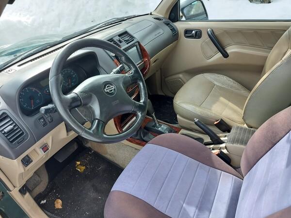 1#6257 Autovettura Nissan Terrano in vendita - foto 3