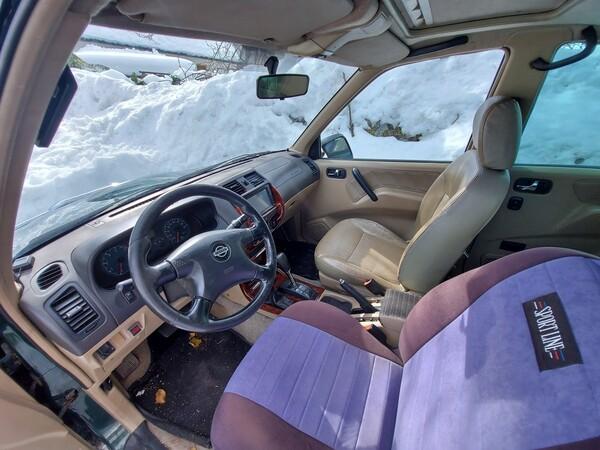 1#6257 Autovettura Nissan Terrano in vendita - foto 4