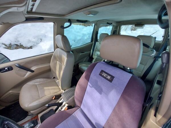 1#6257 Autovettura Nissan Terrano in vendita - foto 5