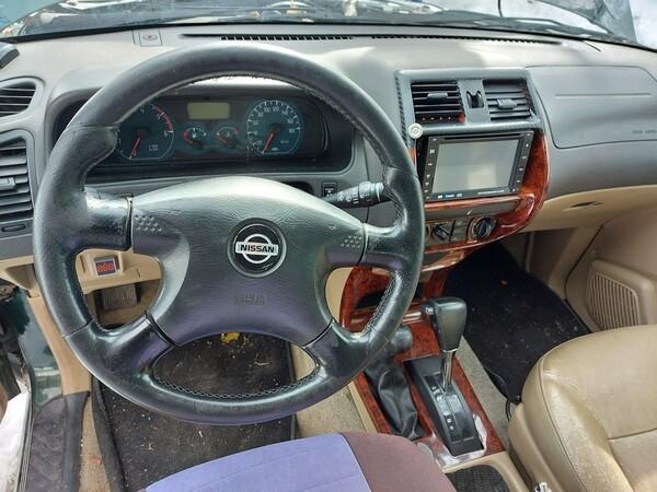 1#6257 Autovettura Nissan Terrano in vendita - foto 9