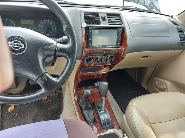 1#6257 Autovettura Nissan Terrano in vendita - foto 10