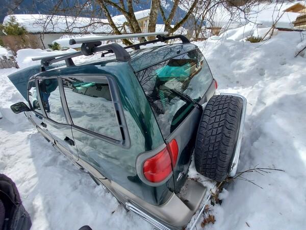 1#6257 Autovettura Nissan Terrano in vendita - foto 12