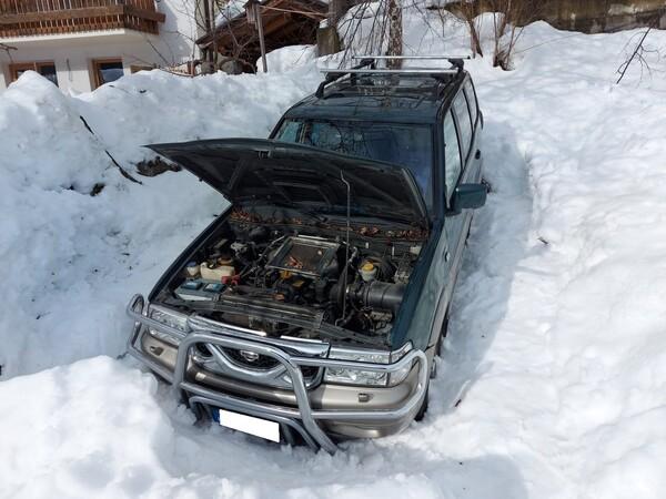 1#6257 Autovettura Nissan Terrano in vendita - foto 14