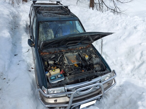 1#6257 Autovettura Nissan Terrano in vendita - foto 15