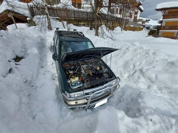 1#6257 Autovettura Nissan Terrano in vendita - foto 16